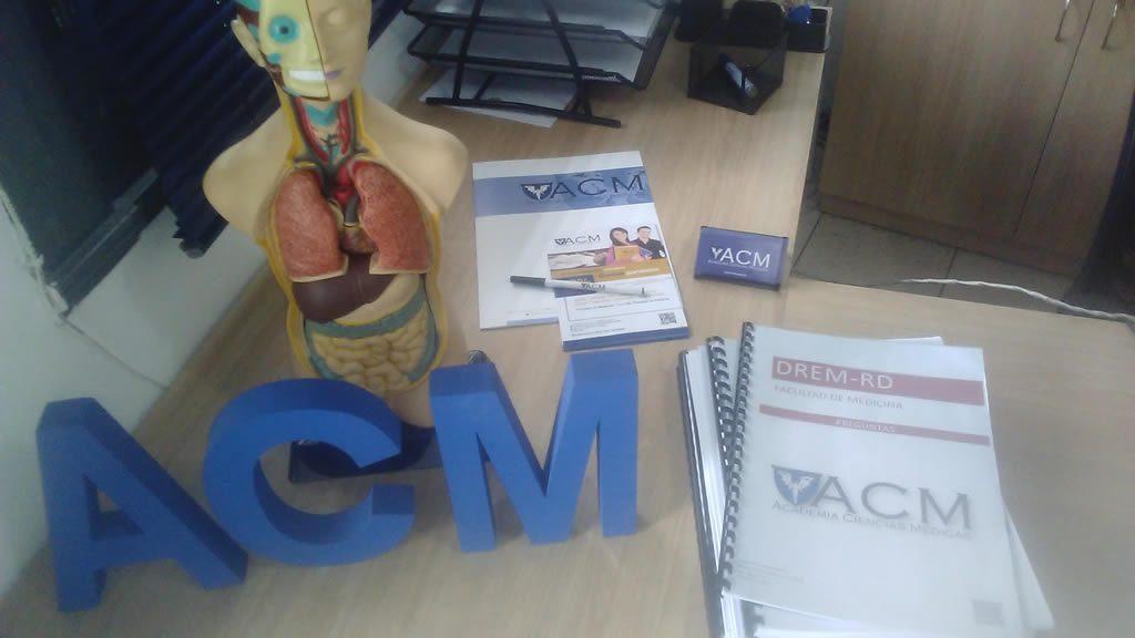 preparacion drem ACM